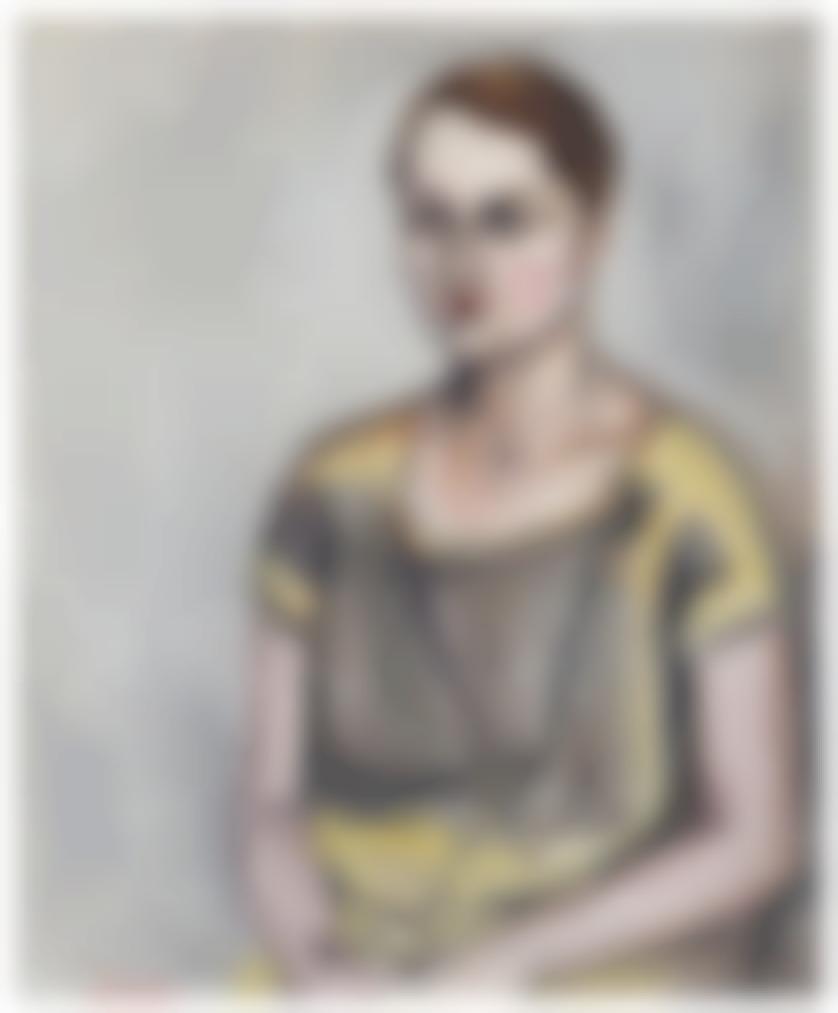 Alexander Calder-Narcissa Gellatly Chamberlain-1924