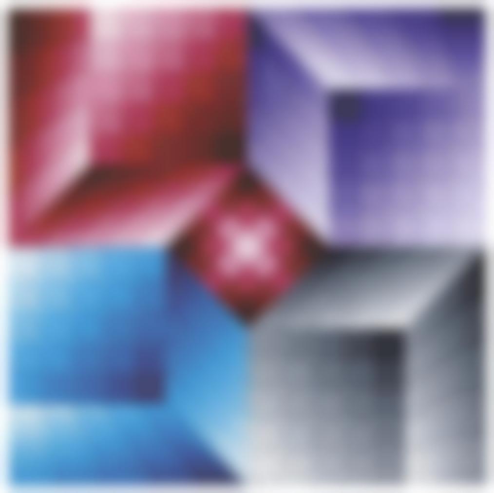Victor Vasarely-Laste-1988