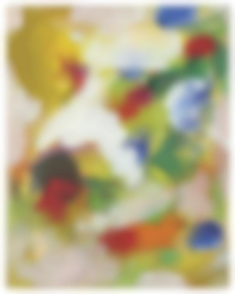Hans Hofmann-Untitled-1960