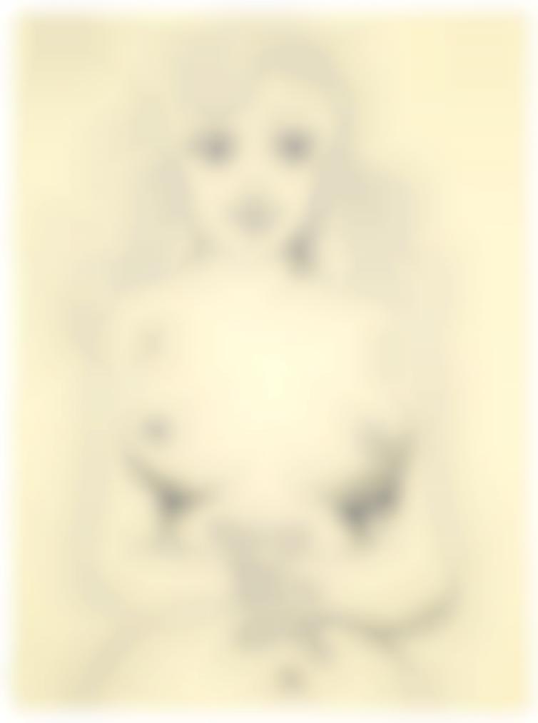 George Condo-Untitled-2018