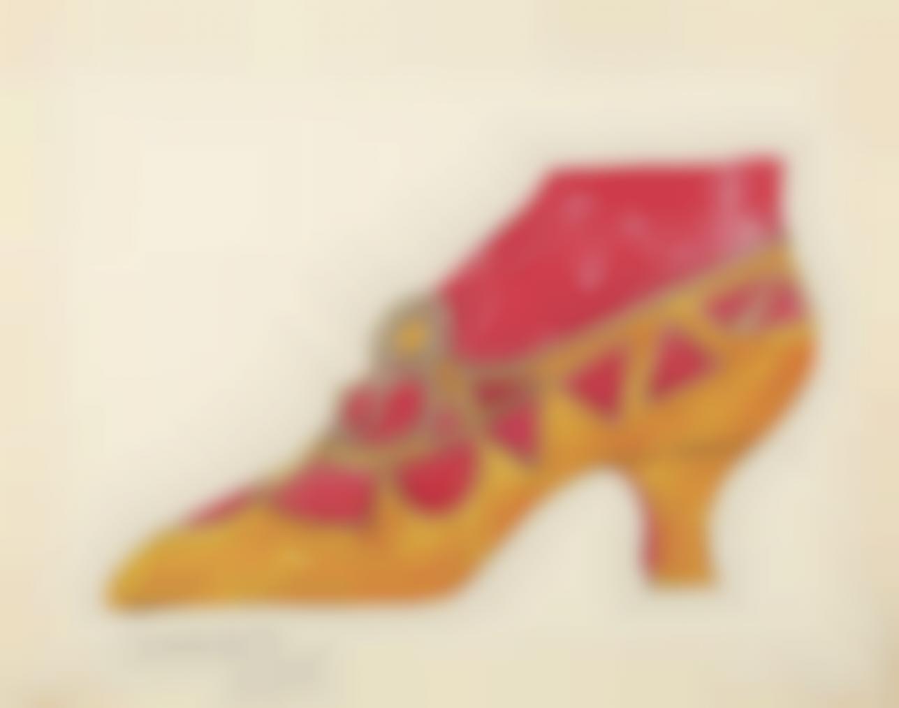 Andy Warhol-To Greta Garbo-1950