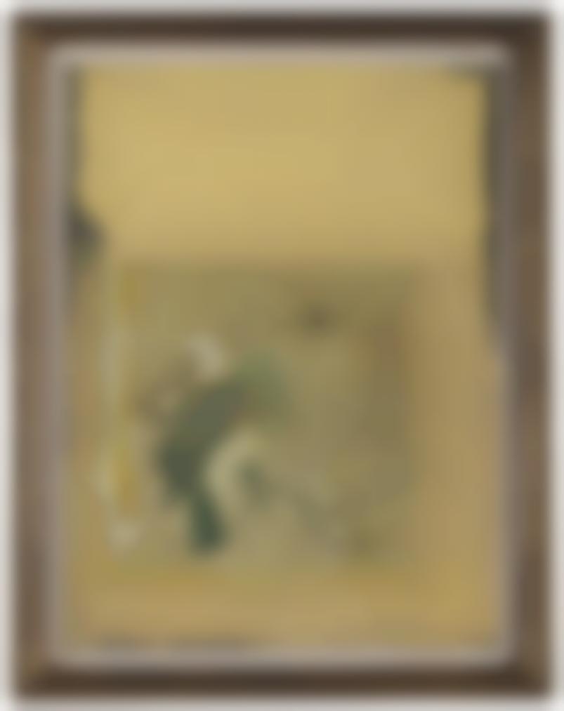 Joseph Cornell-The Grasshopper-1970