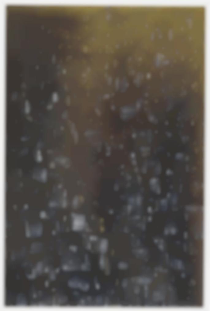 Mark Tobey-New York Skyline-1954