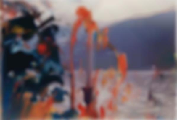 Gerhard Richter-Ohne Titel (24.4.89)-1989