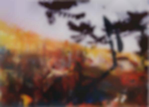 Gerhard Richter-Ohne Titel (4.1.89)-1989