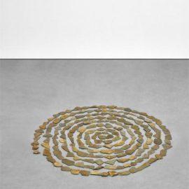 Richard Long-Small Delabole Spiral-1981