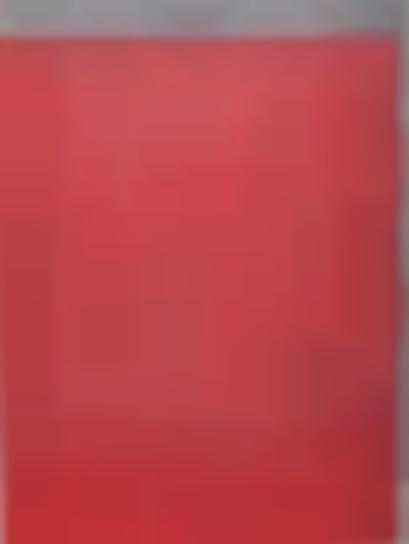Matt Connors-Thirds (Red/Warm Grey)-2012
