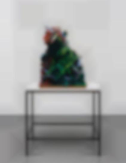 Glenn Brown-The Organ Grinder-2009