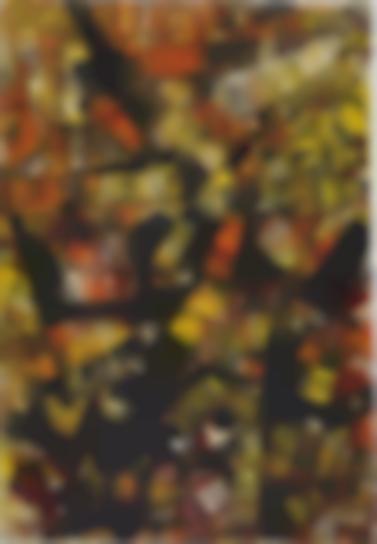 Jean-Paul Riopelle-Untitled-1955