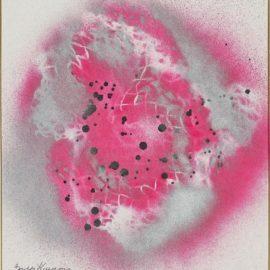 Yayoi Kusama-Cloud-1980