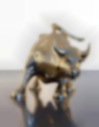 Arturo Di Modica-Charging Bull-1989