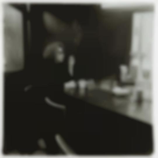 Diane Arbus-Woman At A Counter Smoking, N.Y.C.-1962