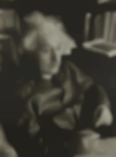 Lotte Jacobi-Albert Einstein, Physicist, Princeton, N.J.-1938