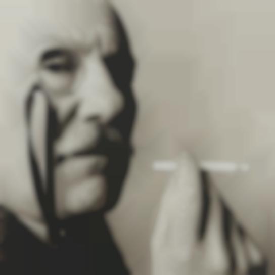 Irving Penn-Barnett Newman, New York-1956