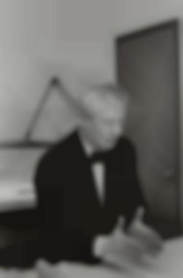 Henri Cartier-Bresson-Louis Kahn-1961