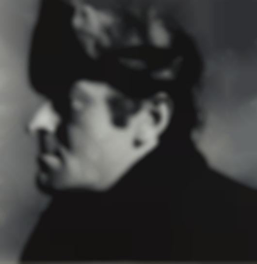 Irving Penn-Joseph Brodsky, New York, Jan. 7-1980