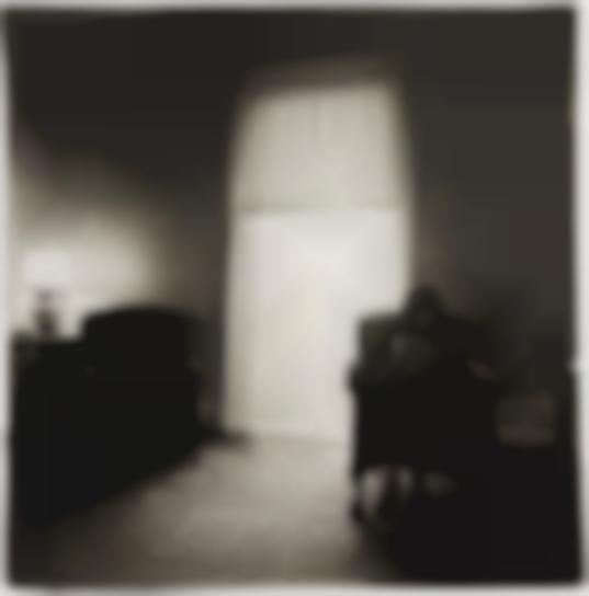 Diane Arbus-Lady In A Rooming House Parlor, Albion, NY-1963