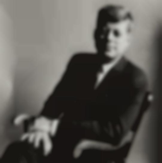 Irving Penn-John F. Kennedy, Washington, D.C.-1960