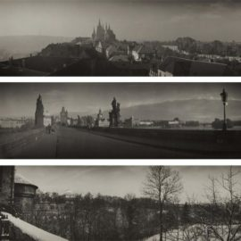 Josef Sudek-Panoramas Of Prague-1962