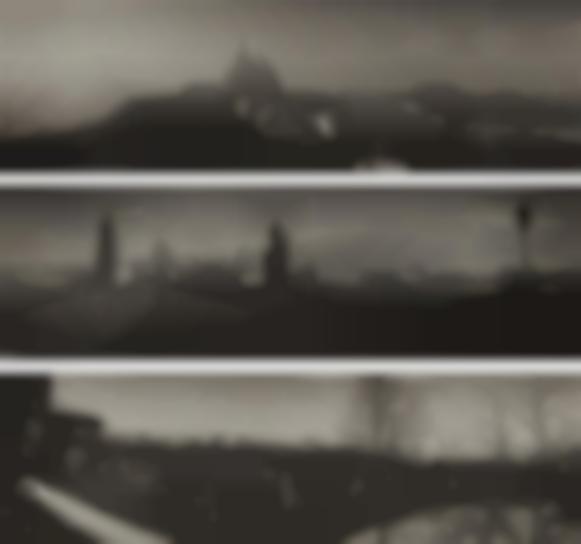Josef Sudek-Panoramas Of Prague-1962