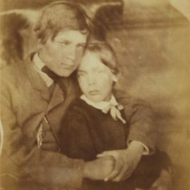 Julia Margaret Cameron-Selected Images Of Two Brothers-1860