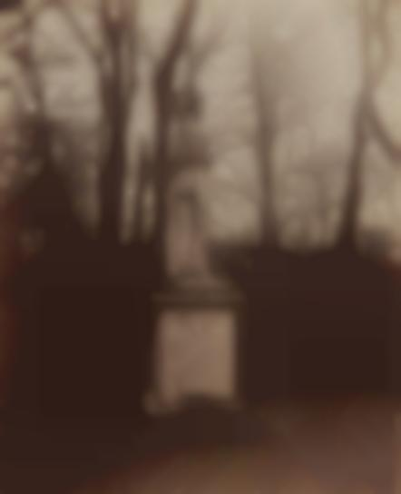 Eugene Atget-Versailles - Le Parc-1906
