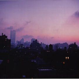 Nan Goldin-Skyline From My Window, Ny-1999