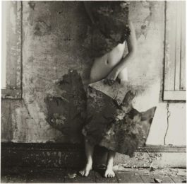Francesca Woodman-Providence, Rhode Island From Space 2-1976
