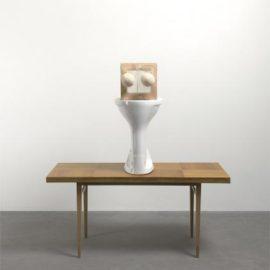 Sarah Lucas-Toilet Elevation-2011