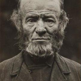 August Sander-Bauer Aus Schabernack, Westerwald-1912
