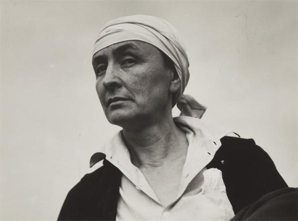 Alfred Stieglitz-Georgia Okeeffe-1936