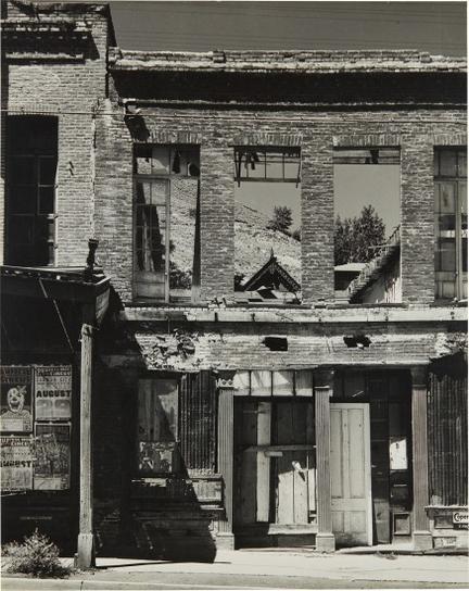 Alma Lavenson-Virginia City-1943
