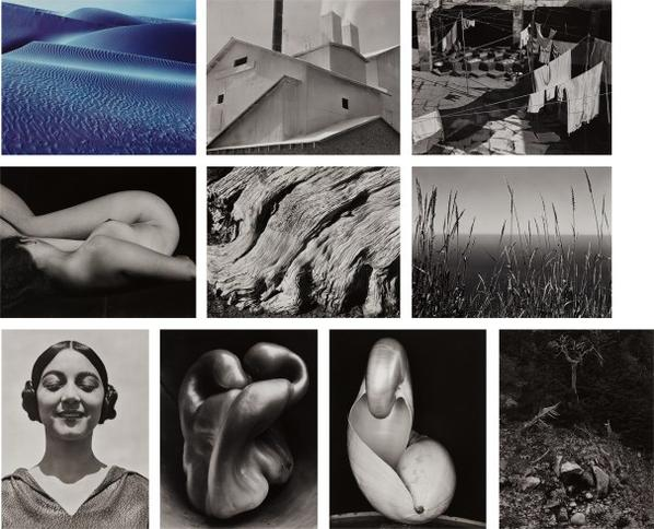 Edward Weston-The Edward Weston Portfolio-