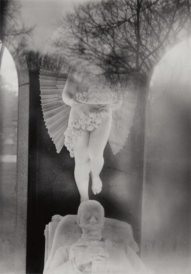 Clarence John Laughlin-A Vision Of Dead Desire-1954