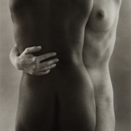 Ruth Bernhard-Two Forms-1963