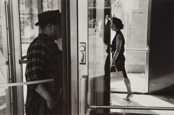 Lee Friedlander-NYC-1963