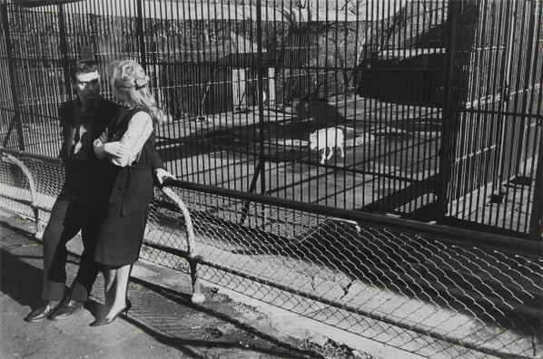 Garry Winogrand-New York-1962