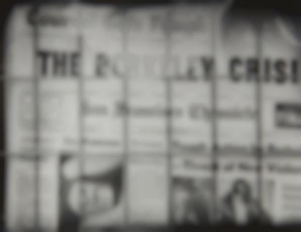 Lewis Baltz-The Berkeley Crisis-1968