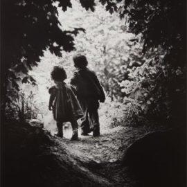 W. Eugene Smith-Walk To Paradise Garden-1946