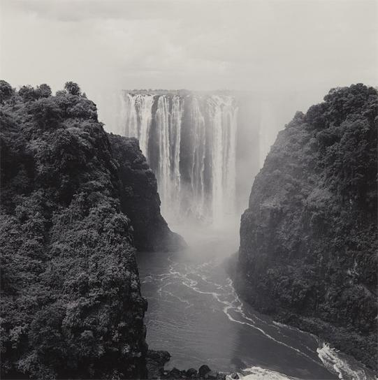 Lynn Davis-Victoria Falls, Zimbabwe-1998