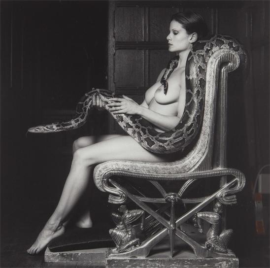 Robert Mapplethorpe-Lisa Lyon-1982