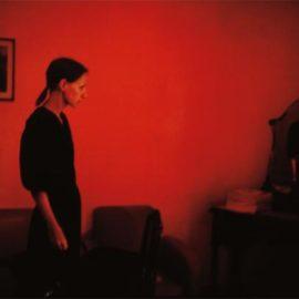 Nan Goldin-Suzanne With Mona Lisa, Mexico City-1981