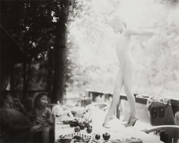 Sally Mann-The Perfect Tomato-1990