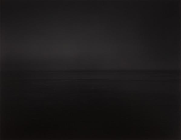 Hiroshi Sugimoto-Arctic Ocean, Nord Kapp-1991