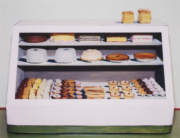 Sharon Core-Bakery Counter, 1962-2004