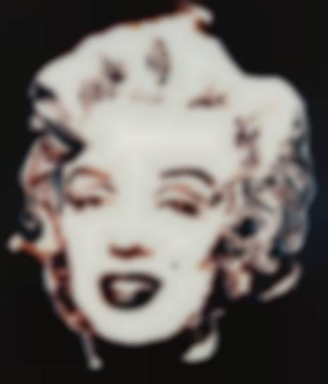 Vik Muniz-Marilyn From Pictures Of Chocolate-1999