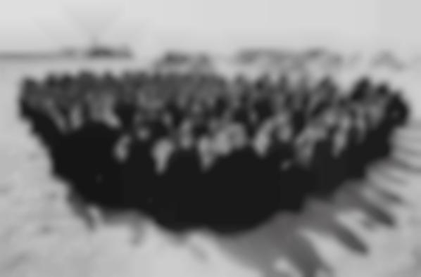 Shirin Neshat-Untitled From Rapture-1999