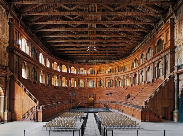 Ahmet Ertug-Farnese Theater, Parma-2016