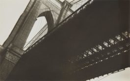 Walker Evans-Brooklyn Bridge-1929