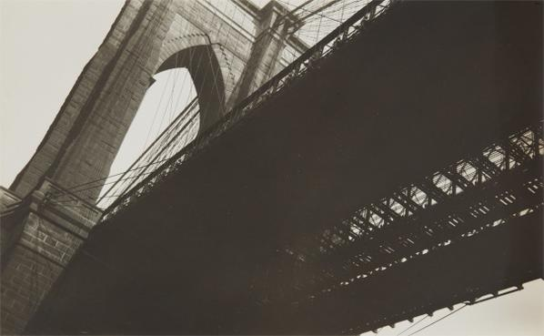 Walker Evans-Brooklyn Bridge-1929